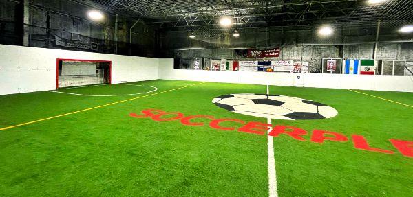 Soccerplex Dallas Texas