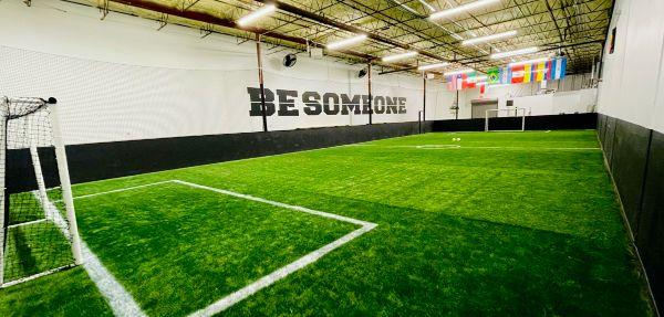 Indoor Soccer Box Houston Memorial