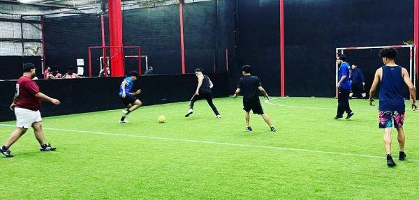 Airpark Soccerplex Baltimore-Washington Indoor Soccer Facility