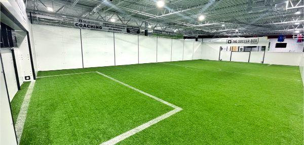 The Soccer Box Indoor Soccer Fields Richardson Dallas Texas