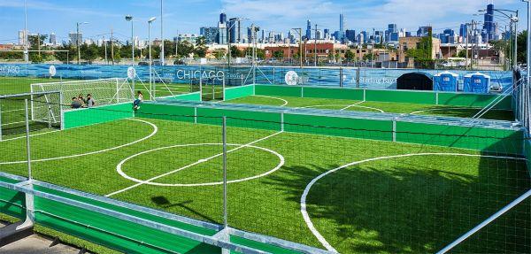 Fleet Fields Soccer Fields