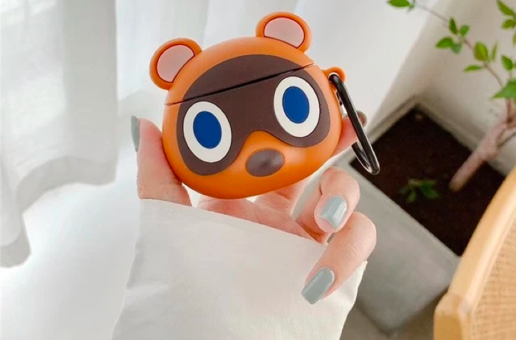 Tom Nook AirPods Pro Case