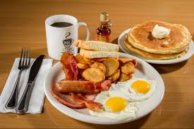 Breakfast (Available 9am to 12 am)