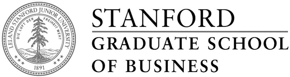 image of standford graduate school logo