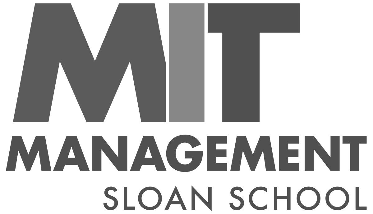 image of MIT sloan school logo