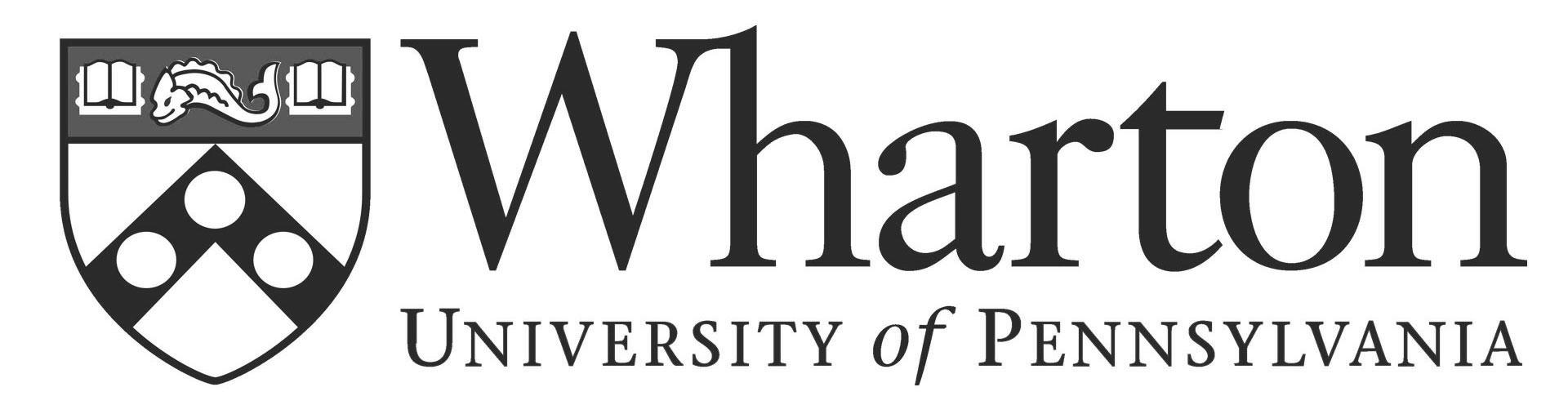 image of the wharton university logo 2