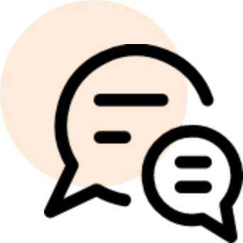 image of a messaging icon