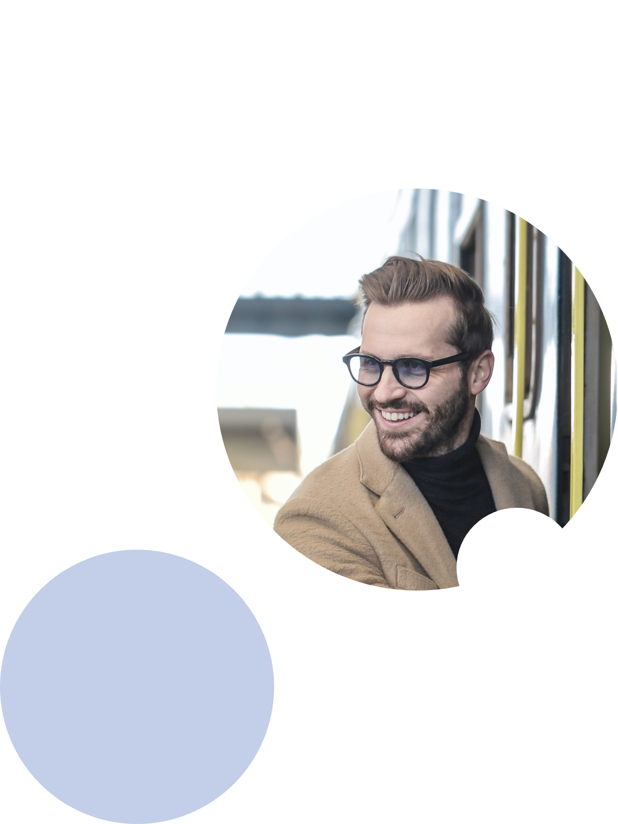 image of a man smiling wearing glasses 2