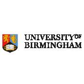 U of Birmingham logo