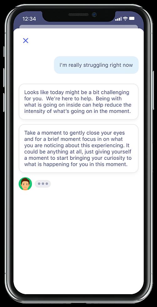 sentur app screenshot