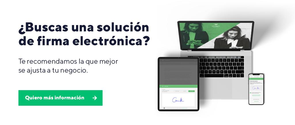 Firma electrónica VIDsigner con Sage X3