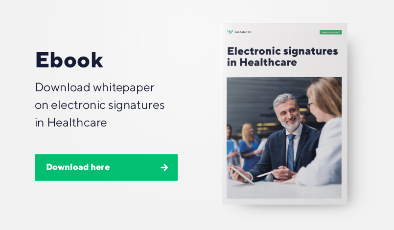 ebook electronic signature in healthcare