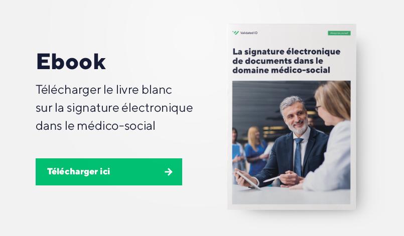 livre blanc signature électronique dans le médico-social