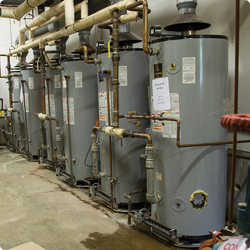 Commerical Water Heater Repairs
