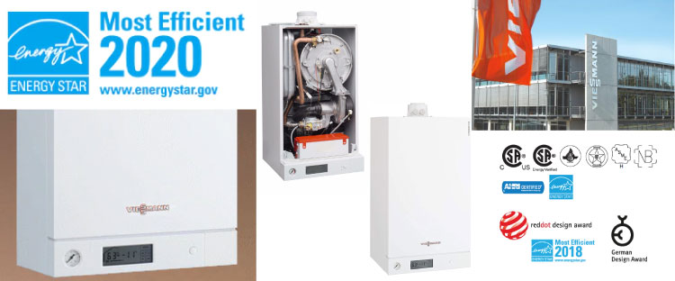 Vitodens 100-W Awards - Green Heating and Air