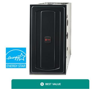 Trane S9X1 Furnace Heating System