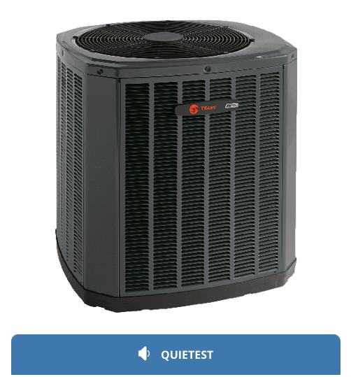 XV18 Trane Air Conditioning Unit