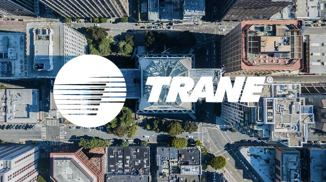 Trane Air Conditioning Product Line