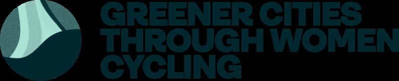 Green Cities Through Women Cycling Logo