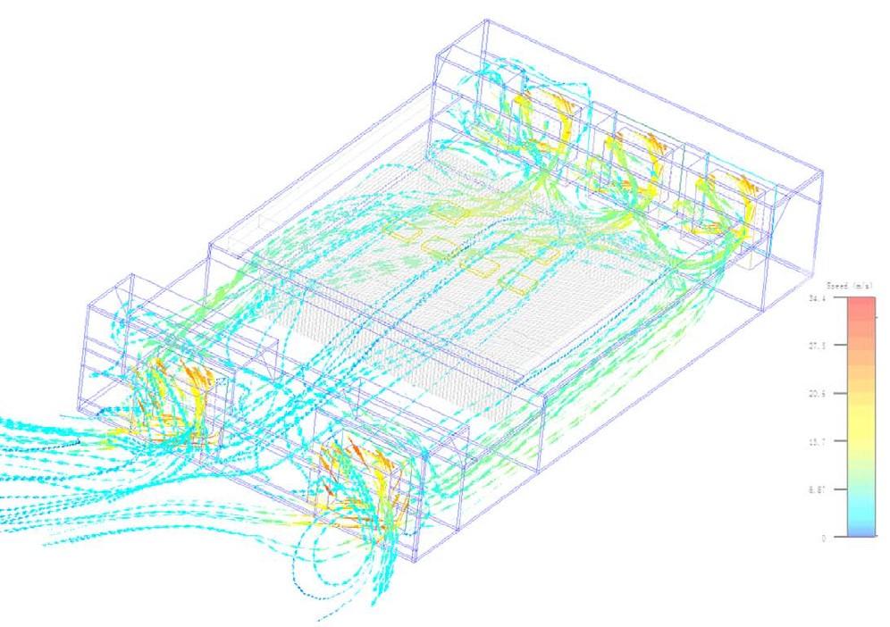 Outils de simulation thermique Compelma - Thermal simulation compelma - EMI thermal - CEM et thermique