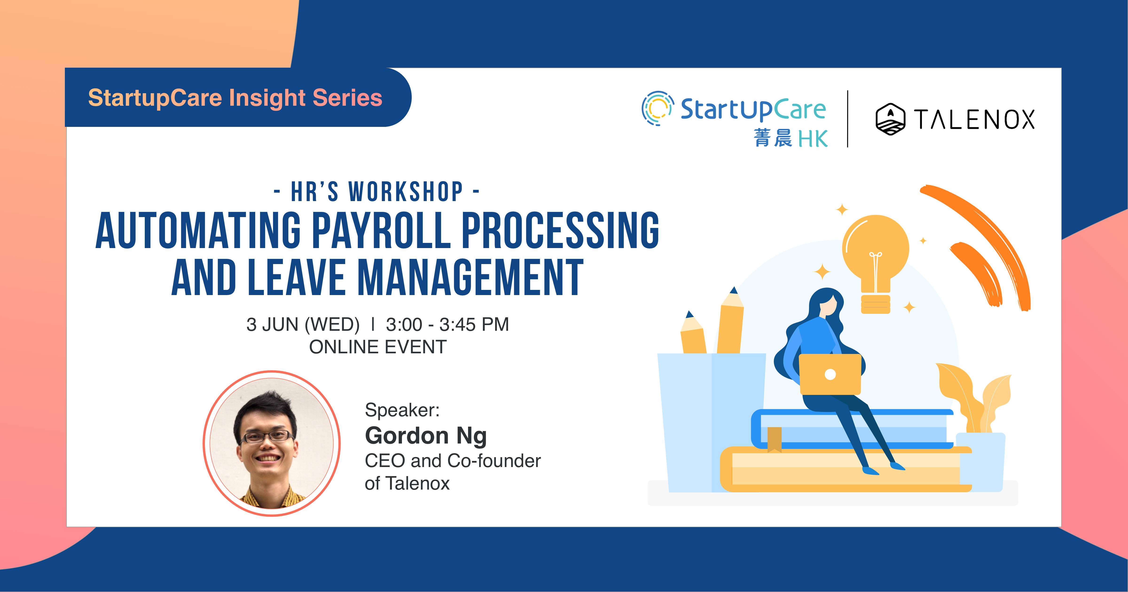 Automating Payroll Processing and Leave Management