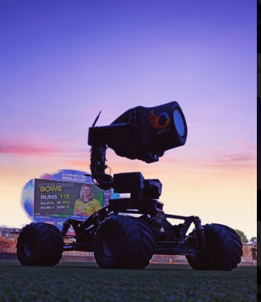 ICC Buggy at Womens World Cup 2020
