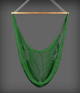 Forest Green Color Hammock