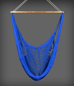 Sapphire Blue Color Hammock