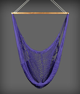 Blue Violet Color Hammock