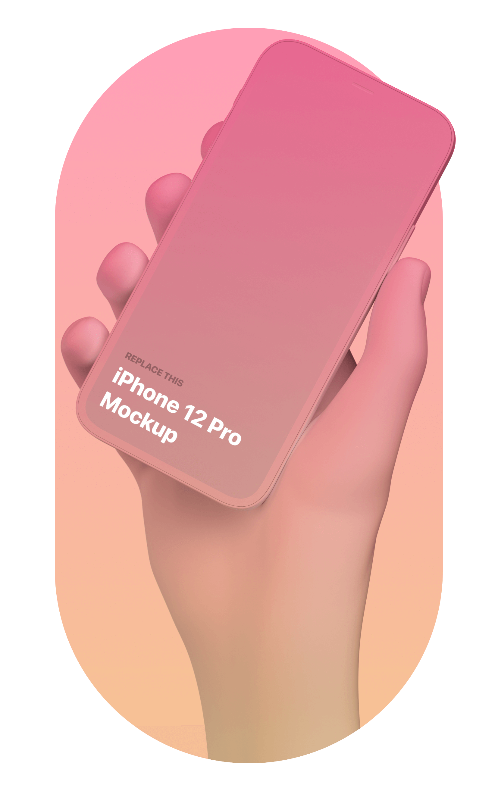 red-hand-holding-iphone-12-pro