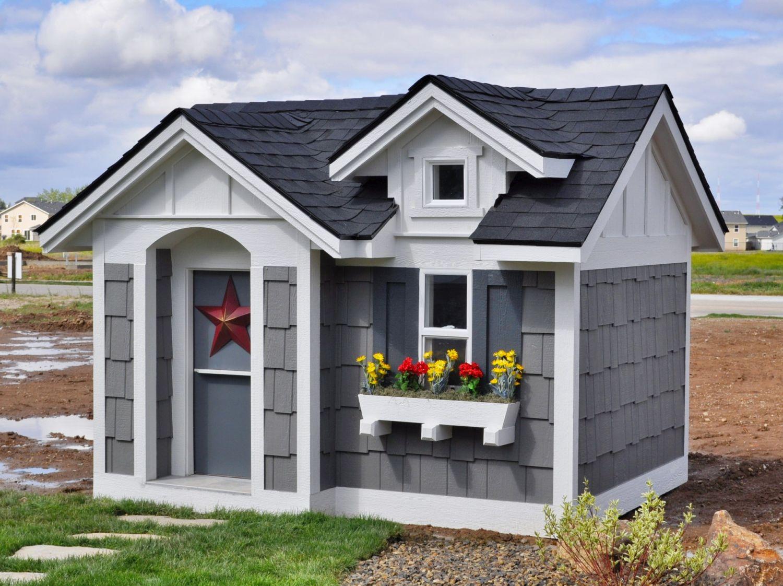 Make a wish tiny home.