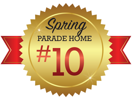 Spring Parade Home number 10 banner image.