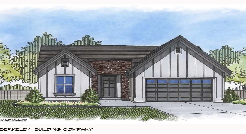 Berkeley Building Co. Home Plans Des