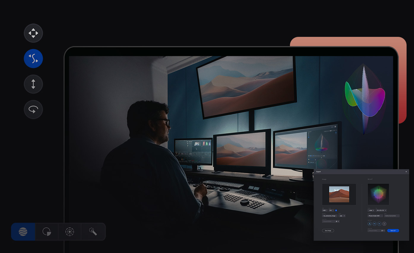 Color Grading Tutorials - Learn Color Grading with Photon by Color.io
