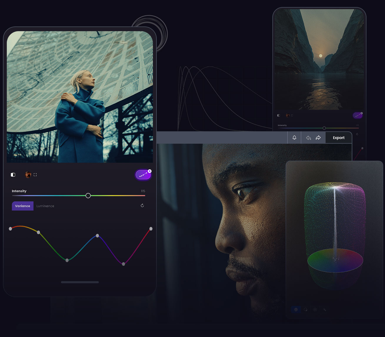 The best modern color grading software and apps for filmmakers and photographers by Color.io