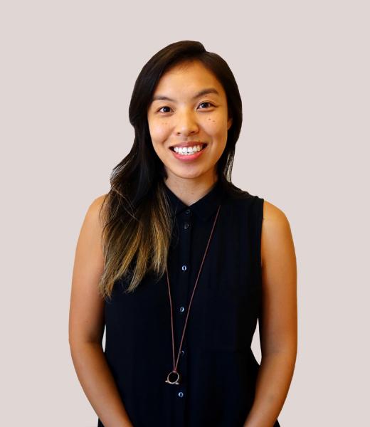 Portrait photo of Wai-Jing Man, Service Designer at MAKE Studios Hong Kong.