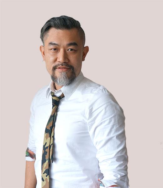 Portrait photo of Calvin Lo, Design Researcher at MAKE Studios Hong Kong.