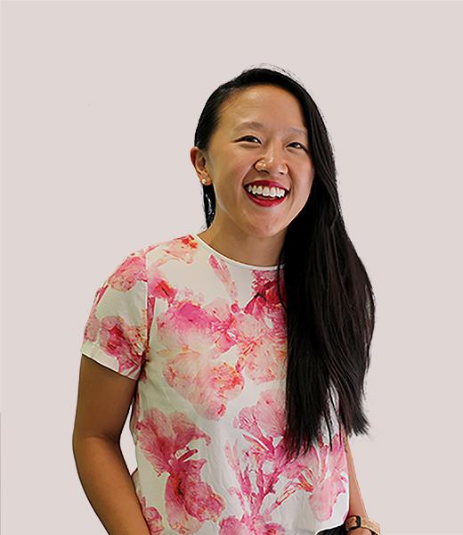 Portrait photo of Kristin Mark, Service Designer at MAKE Studios Melbourne.