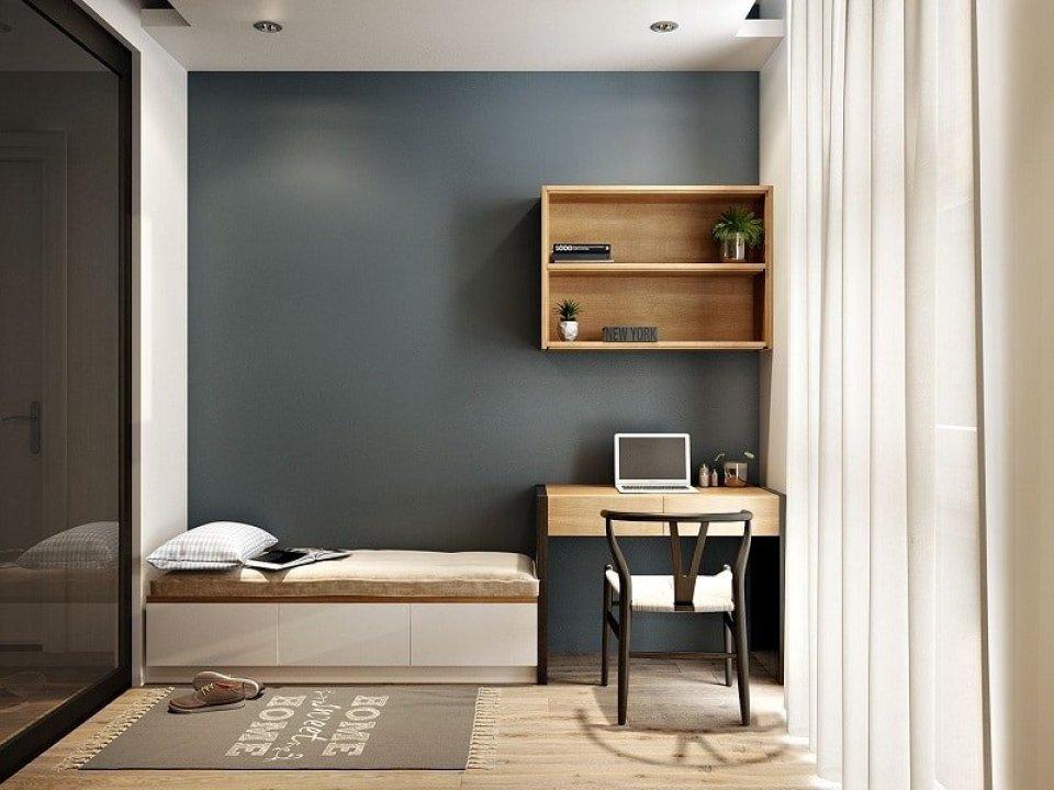 Cách trang trí phòng trọ diện tích 10m2 đơn giản và tinh tế
