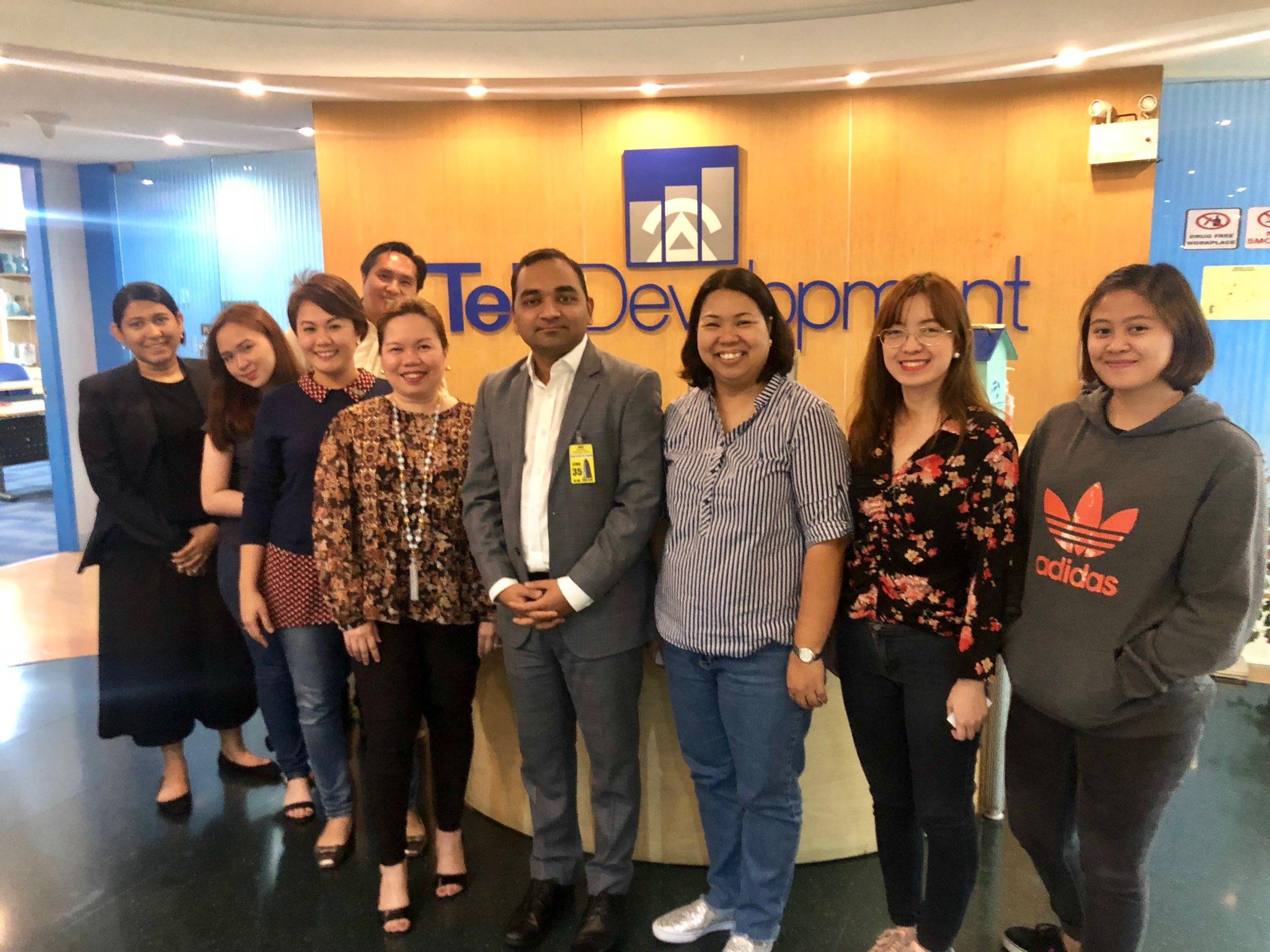 TDS-Everest-shared-services
