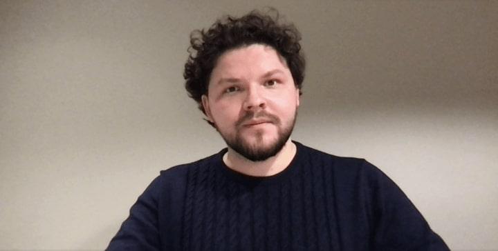 Snapshot of Mika Melchanka, Co-Founder and CMO at Narrative BI.