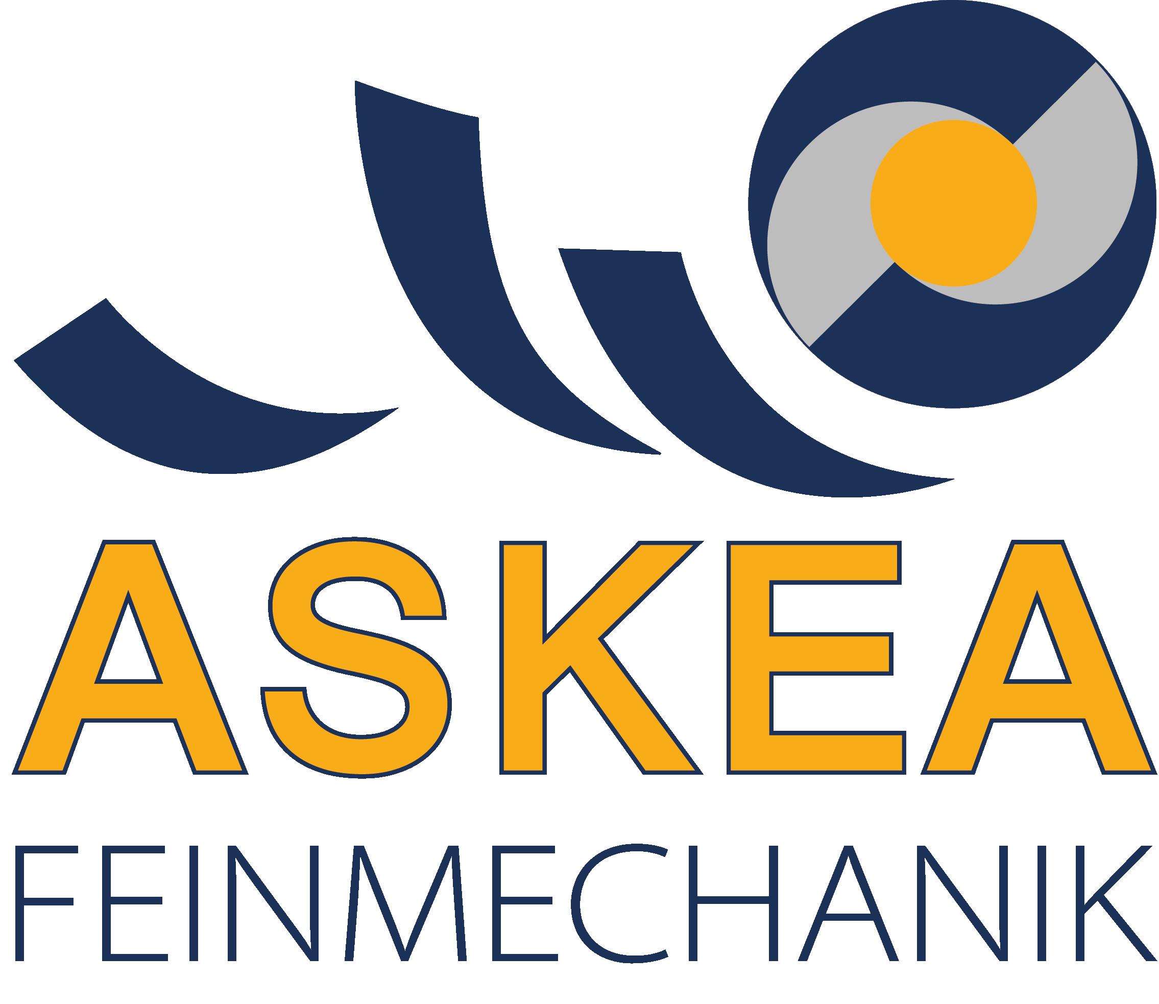 Das Logo der ASKEA Feinmechanik GmbH