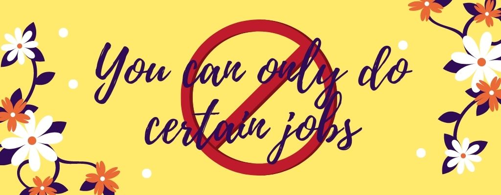 Diabetes myth 9 - can only do certain jobs