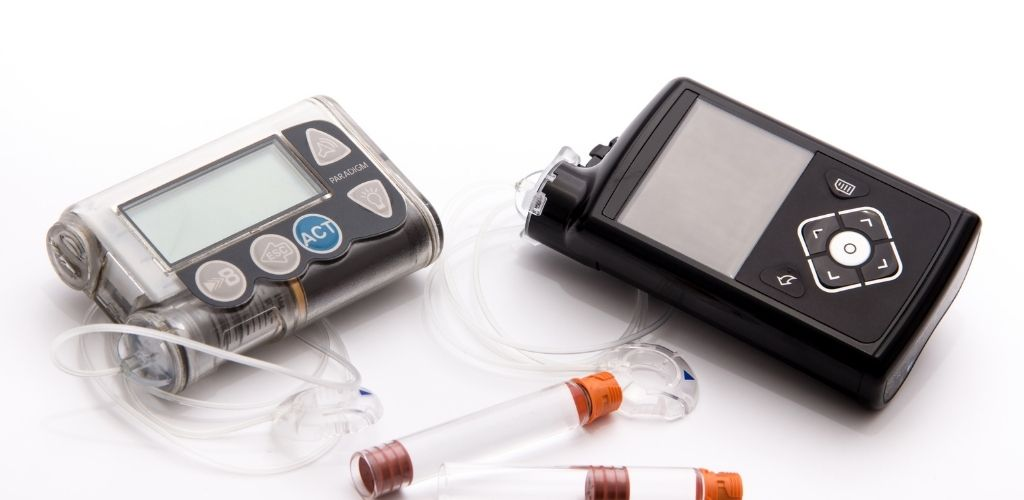 flying with an insulin pump