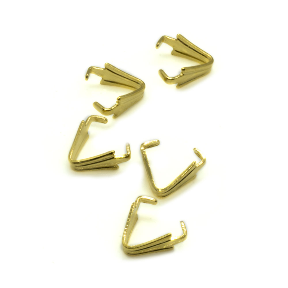 Bail - Prong - 6.5mm - 10pc