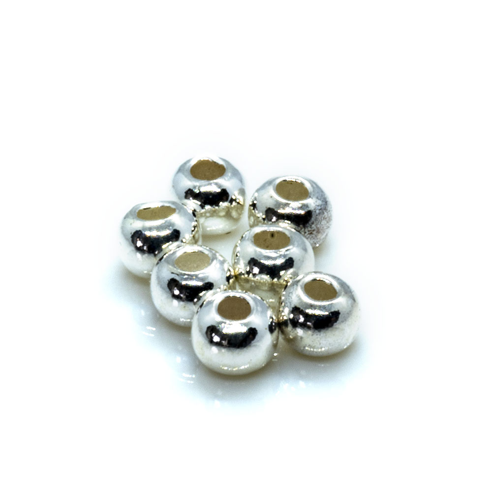 Ball - 925 Sterling Silver - 2mm - 20pc