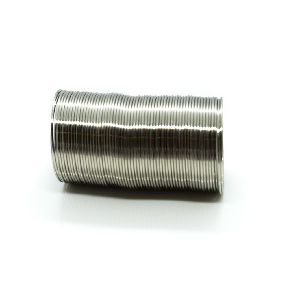 Memory Wire Ring - 40x20mm