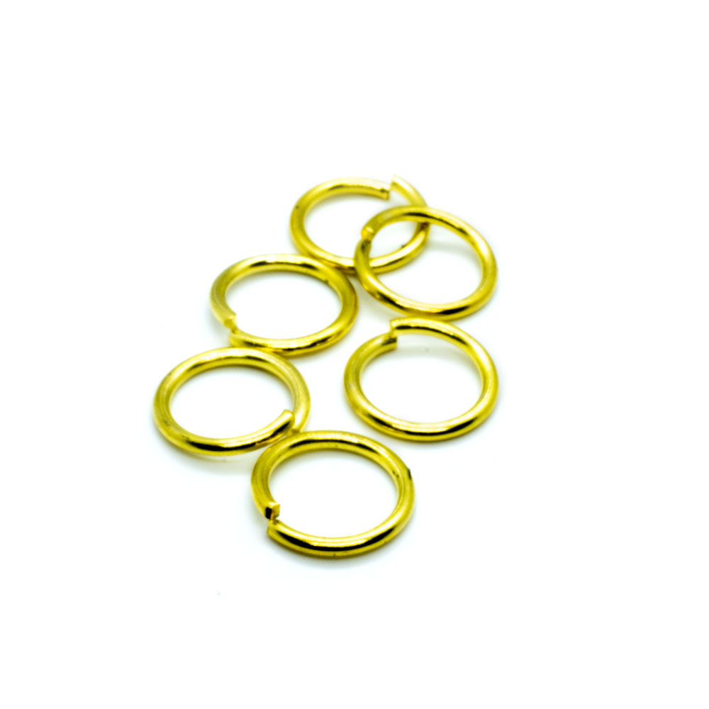Jump Rings Round - 16mm - 10pc