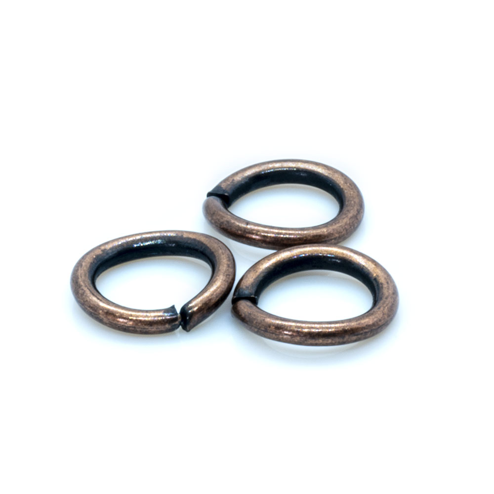 Jump Ring round - 6mm - 10pc
