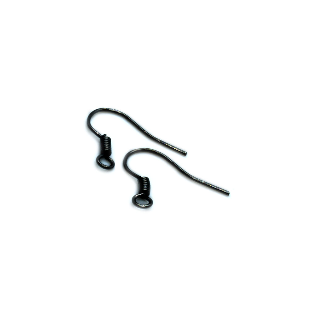 Earhooks Twist - 15x15mm - 1pr